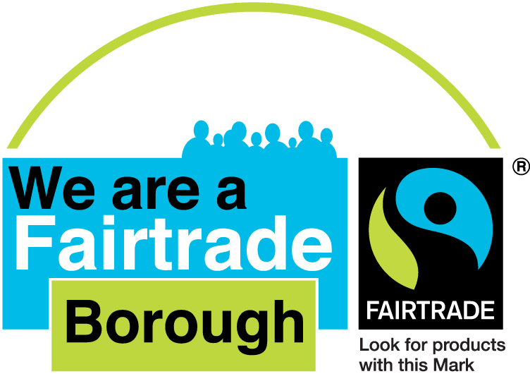 Fairtrade Borough Logo