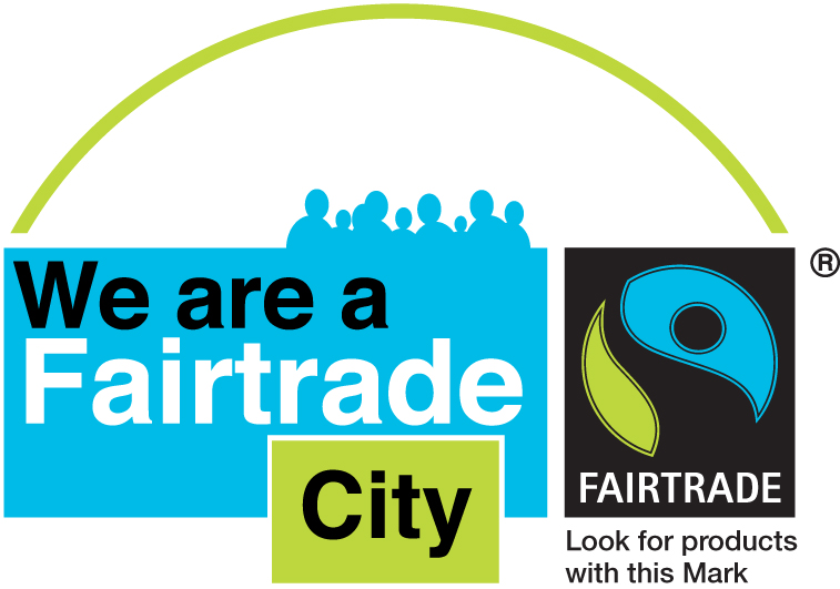 Fairtrade city logo